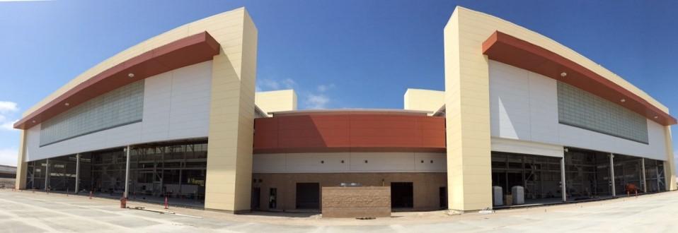 Quad Rotary Aircraft Hanger, NAS Coronado, CA